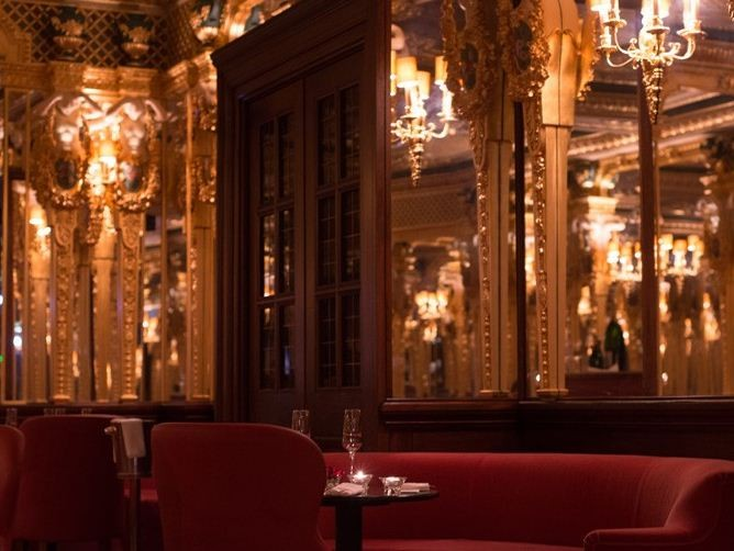 The Grill Room at Cafe Royal