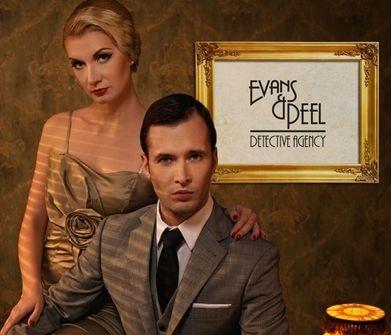 Evans & Peel Detective Agency
