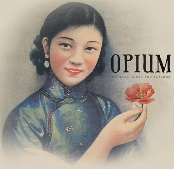 Opium Cocktail and Dim Sum Parlour