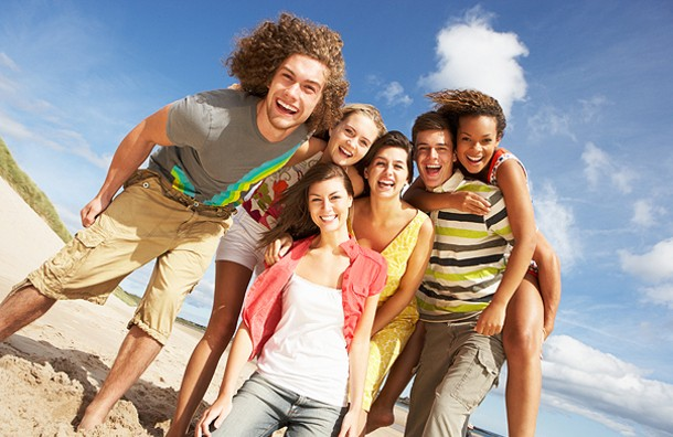 resorts for teenage