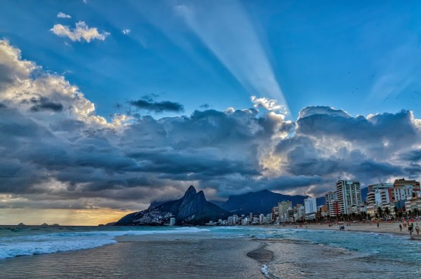 Dreaming of Rio
