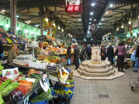 Mercato Coperto Food Market