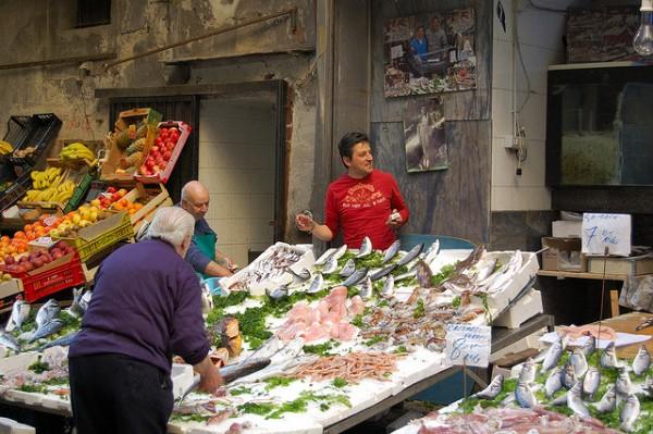 Pignasecca Naples, Italy
