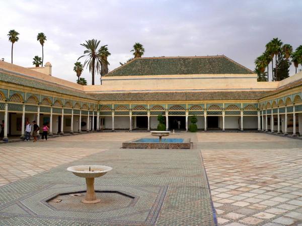 El Bahia Palace and Gardens