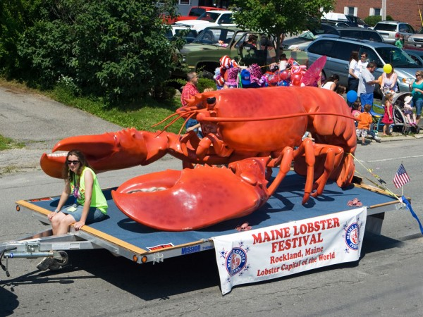 The Maine Lobster Festival