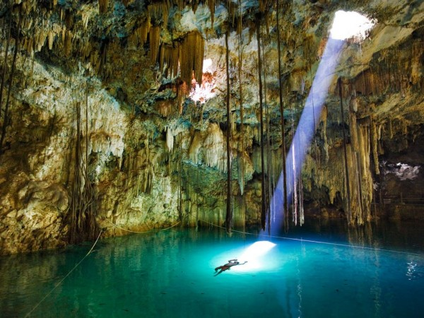 Maya Cenote