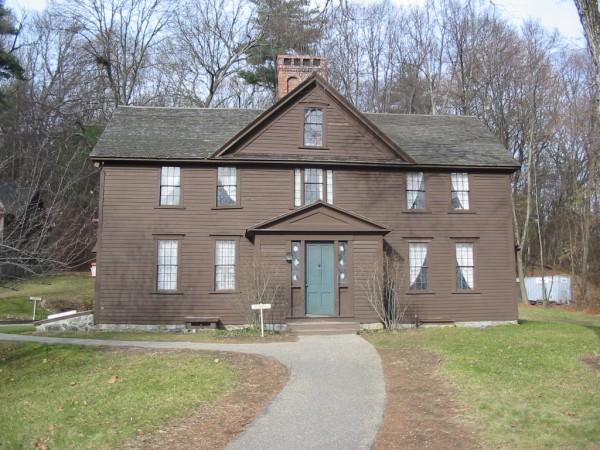 Home of Louisa May Alcott