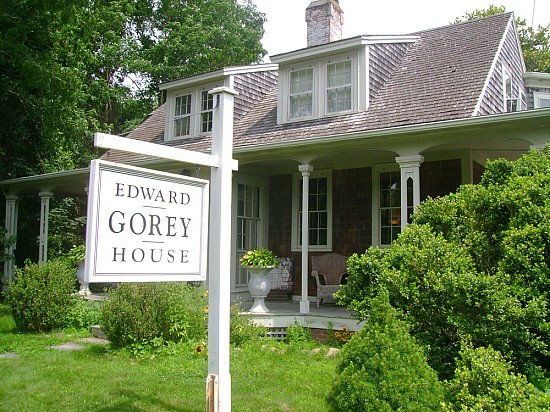 The Edward Gorey House