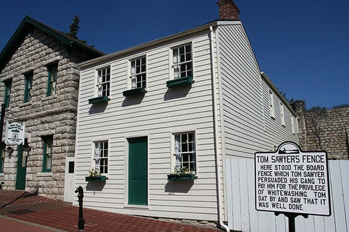Mark Twain Boyhood Home