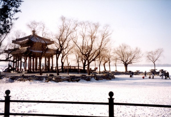 China in Wintertime