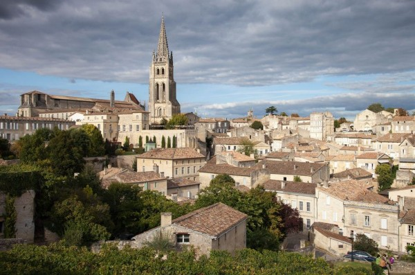 visiting France in October