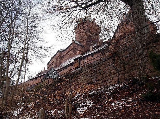 Chateau Haut-Koenigsburg