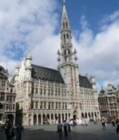 Brussels. The Classical Tour. Brussels. Belgium