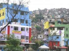 Favela. Rio de Janeiro. Brazil