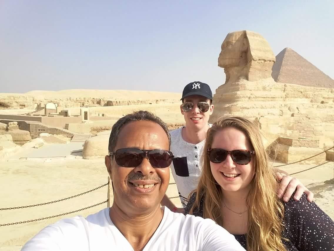 Emad Ebrahim Travel Agency In From Egypt To Jordan