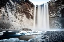 Iceland: South Coast. Reykjavik. Iceland