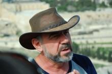 Avraham Tuval. Jerusalem. Israel