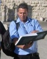 Zel Lederman. Jerusalem. Israel