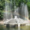 main fountain of the city, Chisinau