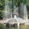 main fountain of the city, Chisinau