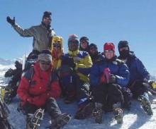 Summit Climb. Kathmandu. Nepal