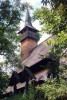 wooden Church from Ieud, Maramures