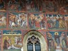 Moldovita fresco, From Hungary to Romania, Bucovina