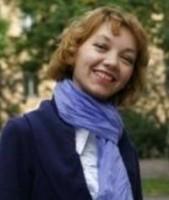 Ekaterina Chelpanova. St. Petersburg. Russia