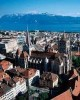 Excursion in Lausanne