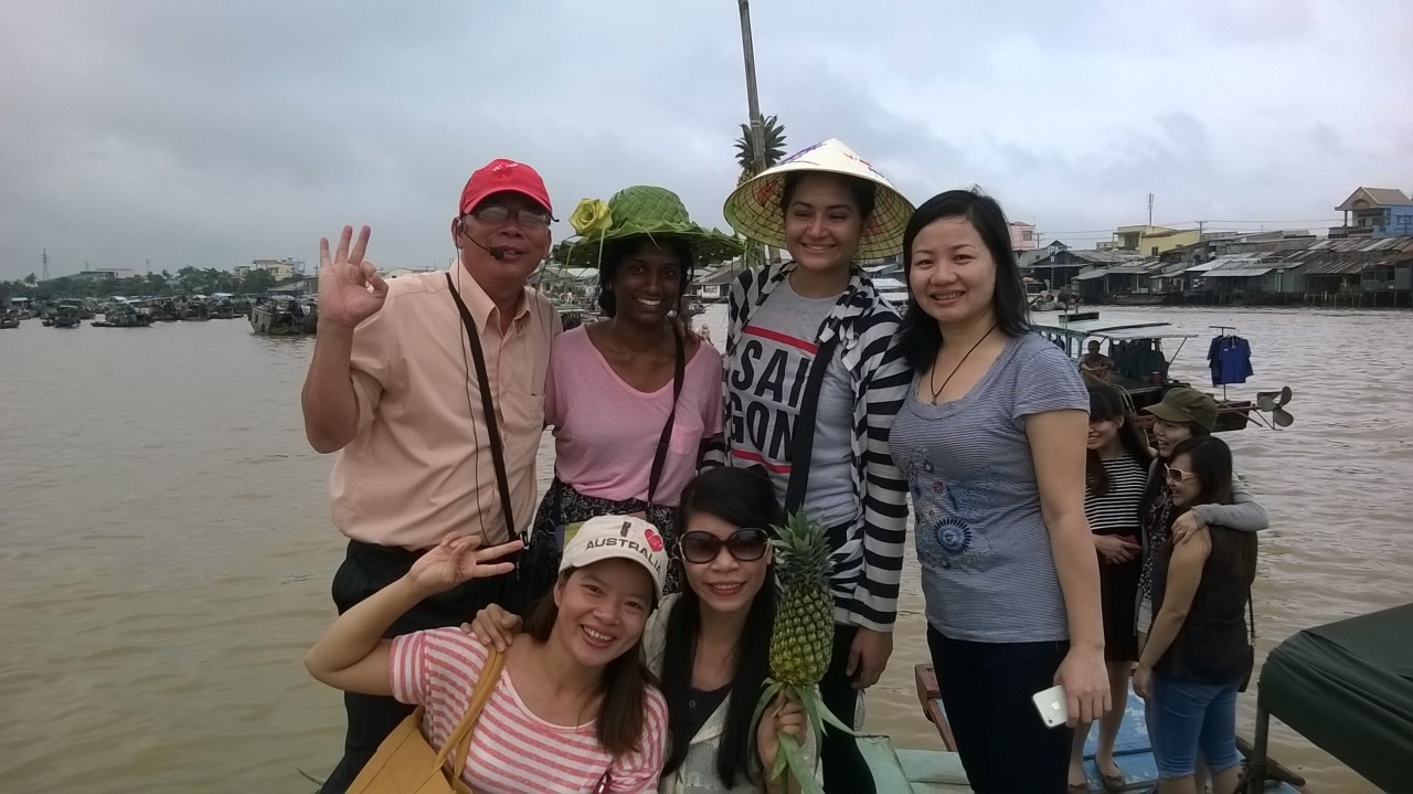 Ho Sy Cung - Private Guide in Ho Chi Minh