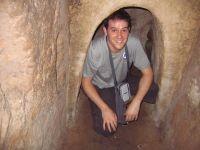 Cu chi tunnels & Cao Dai Temple. Ho Chi Minh. Vietnam