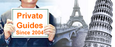 Private guides & private tours, excursions, shopping, walking, sightseeing tour