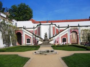 Prague Royal and Palace Gardens