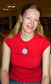 Olga - our personal guide in Prague