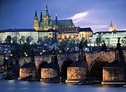 Olga. Prague