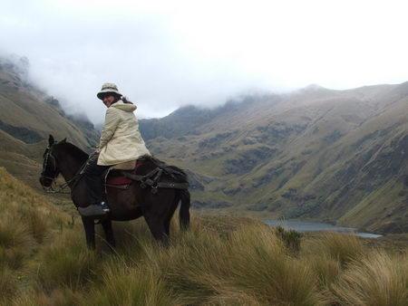 Private Guide in Ecuador