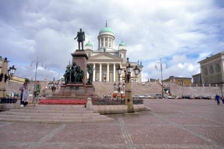Private tour in Helsinki Petri Oleng
