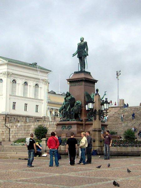 Petri Oleng. Helsinki private tour