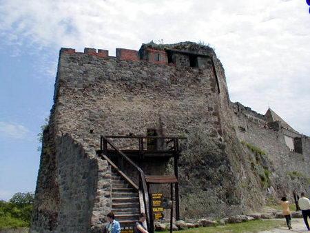 Torok Gabriella. The Visegrad Castle