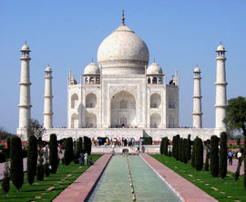 India Tour. Taj Mahal