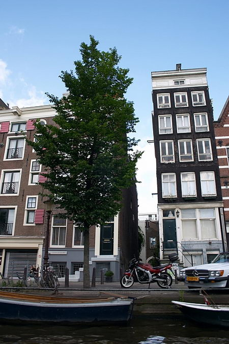 History tour of Amsterdam