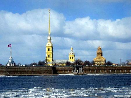 Eugenia Kempinsky. The Peter & Paul Fortress