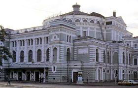 Eugenia Kempinsky. Mariinsky Theatre