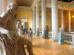 Eugenia Kempinsky. Russian Art Museum