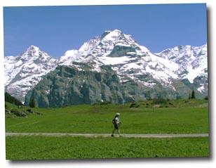 Jungfrau and Matterhorn Tour. <a href=