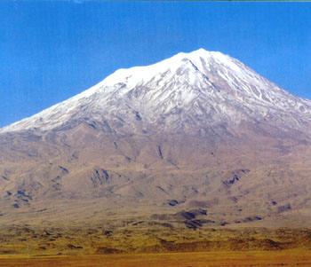 Tolun Cerkes. Ararat Mountain